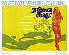 KONA COAST movie poster 1969