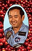 a Kona coffee farmer in space