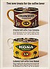 S&W Kona Coffee advertising from 1963